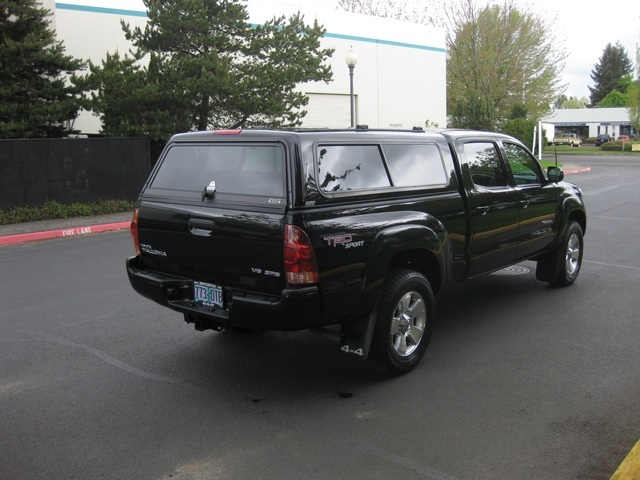 2008 Toyota Tacoma V6/ Double Cab/4WD/ Long Bed / TRD Sport - Photo 5 - Portland, OR 97217