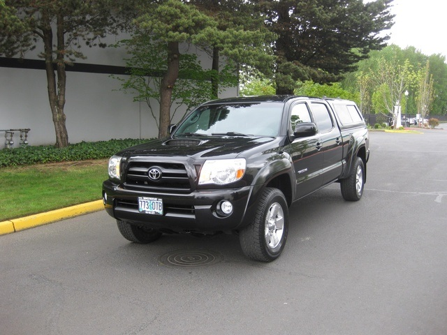 2008 Toyota Tacoma V6/ Double Cab/4WD/ Long Bed / TRD Sport - Photo 1 - Portland, OR 97217