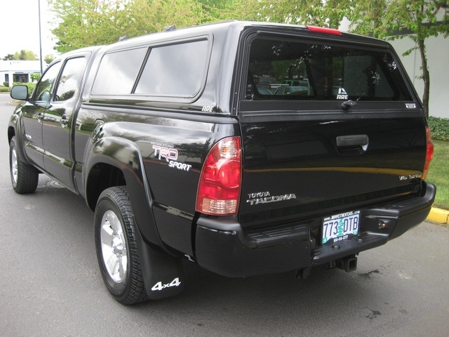 2008 Toyota Tacoma V6/ Double Cab/4WD/ Long Bed / TRD Sport - Photo 41 - Portland, OR 97217