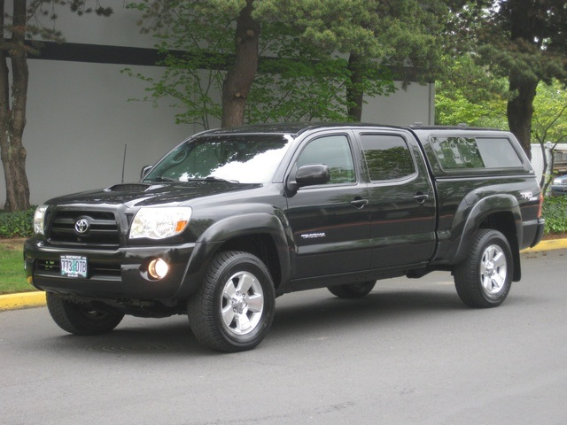 2008 Toyota Tacoma V6/ Double Cab/4WD/ Long Bed / TRD Sport - Photo 42 - Portland, OR 97217