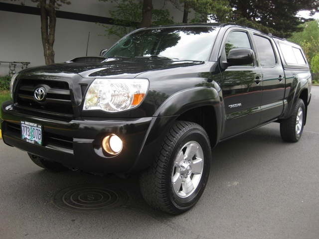 2008 Toyota Tacoma V6/ Double Cab/4WD/ Long Bed / TRD Sport - Photo 38 - Portland, OR 97217