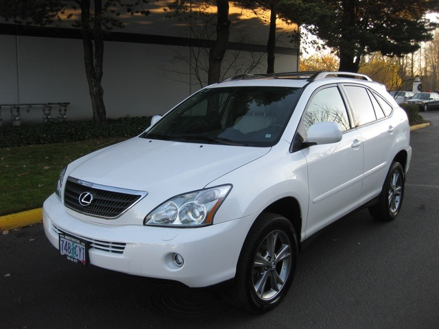 2006 lexus rx 400h awd navigation. Black Bedroom Furniture Sets. Home Design Ideas
