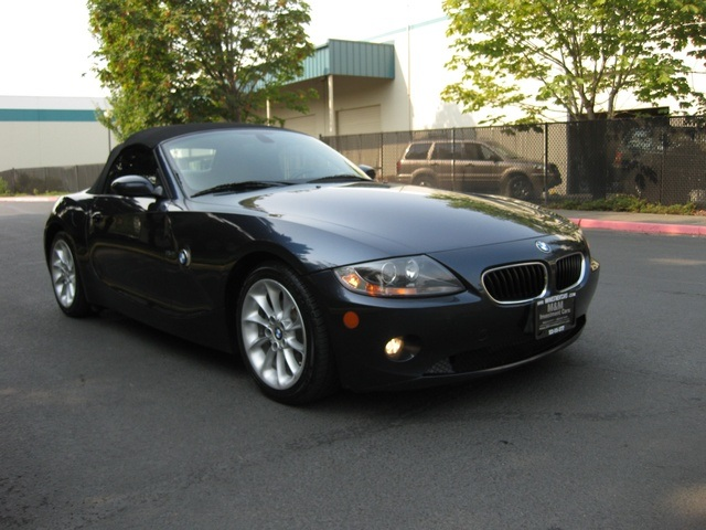 2005 bmw z4 convertible 6 speed manual. Black Bedroom Furniture Sets. Home Design Ideas
