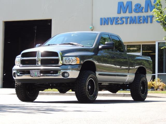 2004 Dodge Ram 2500 SLT 4dr / 4X4 /5.9L DIESEL / 6-SPEED / 1-OWNER - Photo 44 - Portland, OR 97217