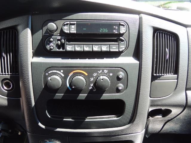 2004 Dodge Ram 2500 SLT 4dr / 4X4 /5.9L DIESEL / 6-SPEED / 1-OWNER - Photo 21 - Portland, OR 97217