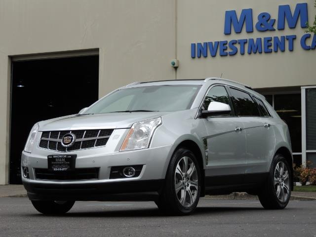 2012 Cadillac SRX Premium Collection / AWD / FULLY LOADED / Excel Co - Photo 46 - Portland, OR 97217