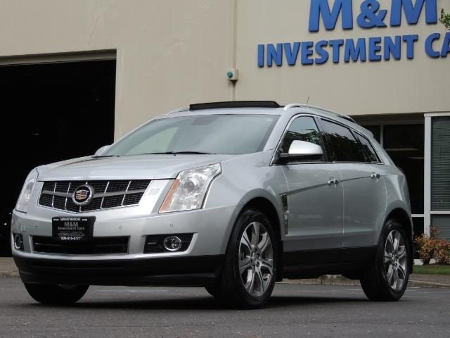 2012 Cadillac SRX Premium Collection / AWD / FULLY LOADED / Excel Co - Photo 50 - Portland, OR 97217