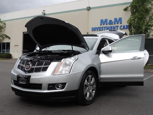 2012 Cadillac SRX Premium Collection / AWD / FULLY LOADED / Excel Co - Photo 25 - Portland, OR 97217