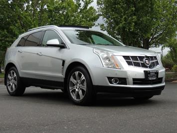 2012 Cadillac SRX Premium Collection / AWD / FULLY LOADED / Excel Co SUV