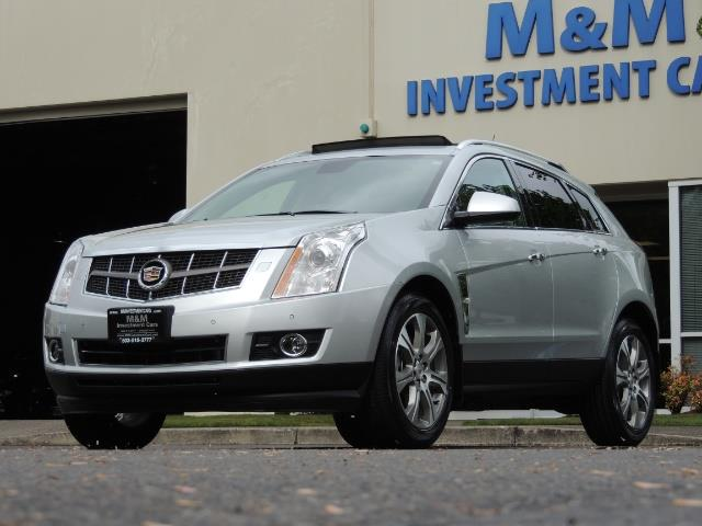 2012 Cadillac SRX Premium Collection / AWD / FULLY LOADED / Excel Co - Photo 34 - Portland, OR 97217