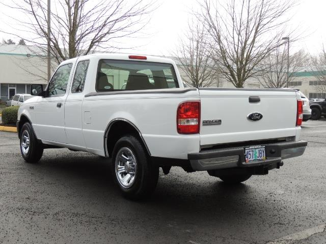 used 2009 ford ranger xl pickup extended cab 6ft bed 4 cyl auto for sale in portland or. Black Bedroom Furniture Sets. Home Design Ideas