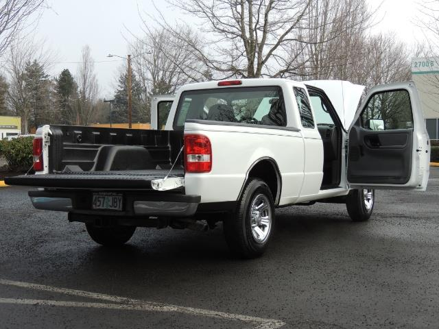 used 2009 ford ranger xl pickup extended cab 6ft bed. Black Bedroom Furniture Sets. Home Design Ideas