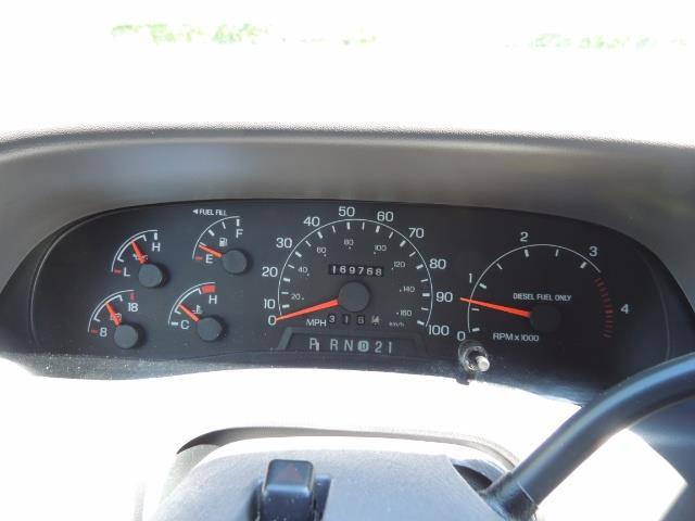 2001 Ford F-350 Super Duty Lariat / 4X4 / 7.3L DIESEL / LIFTED - Photo 38 - Portland, OR 97217