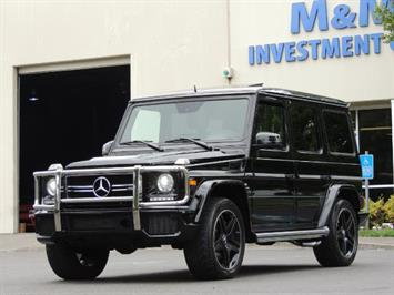 2015 Mercedes-Benz G-Class G63 AMG / AWD  / 1-OWNER / WARRANTY SUV
