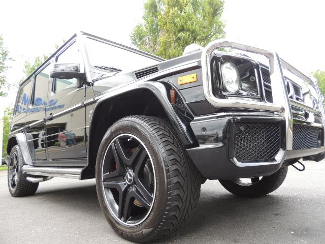 2015 Mercedes-Benz G-Class G63 AMG / AWD  / 1-OWNER / WARRANTY - Photo 55 - Portland, OR 97217