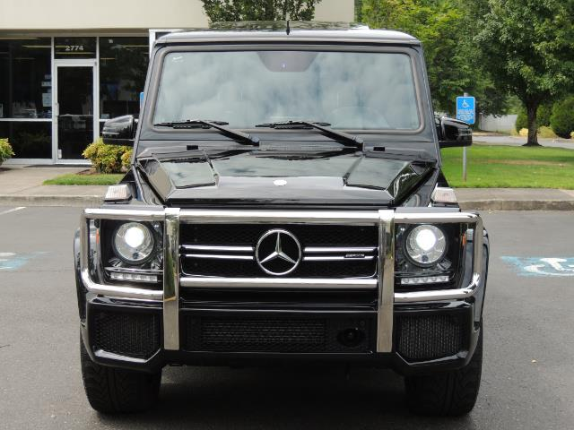 2015 Mercedes-Benz G-Class G63 AMG / AWD  / 1-OWNER / WARRANTY - Photo 5 - Portland, OR 97217