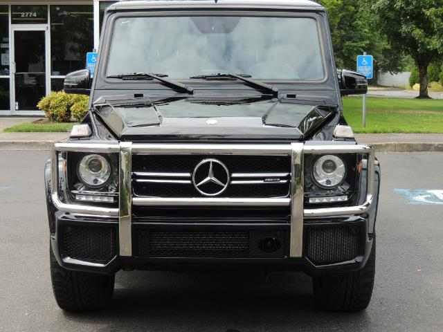 2015 Mercedes-Benz G-Class G63 AMG / AWD  / 1-OWNER / WARRANTY - Photo 26 - Portland, OR 97217
