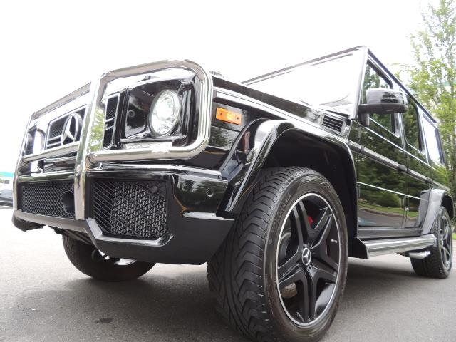 2015 Mercedes-Benz G-Class G63 AMG / AWD  / 1-OWNER / WARRANTY - Photo 53 - Portland, OR 97217