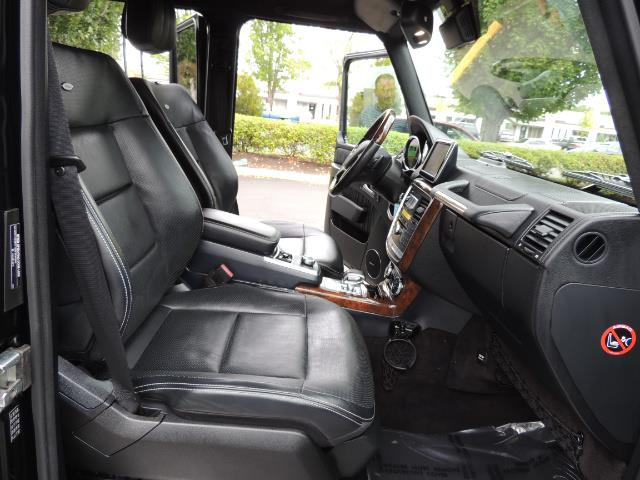 2015 Mercedes-Benz G-Class G63 AMG / AWD  / 1-OWNER / WARRANTY - Photo 18 - Portland, OR 97217
