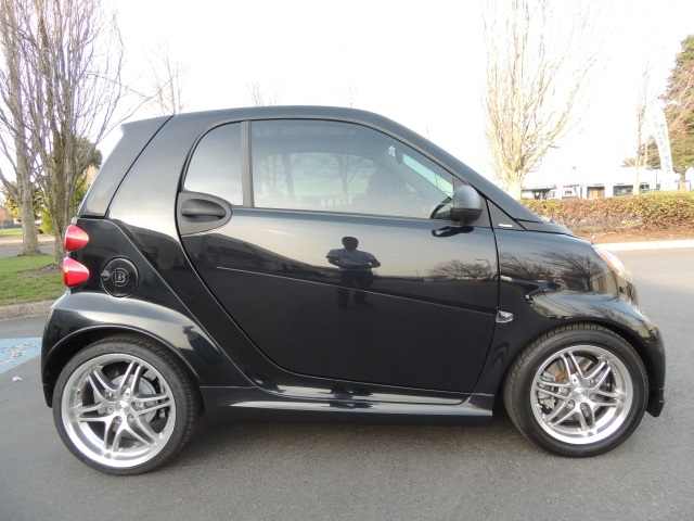 2009 smart fortwo brabus edition panoramic roof paddle. Black Bedroom Furniture Sets. Home Design Ideas