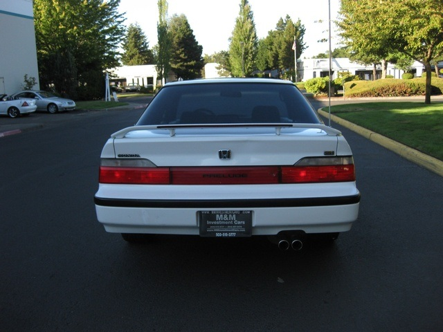 1991 honda prelude si 2dr 5 speed excellent cond. Black Bedroom Furniture Sets. Home Design Ideas