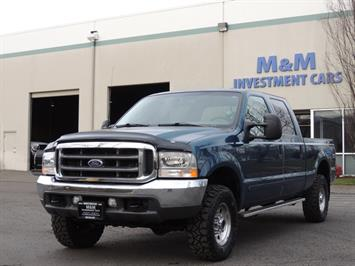 2001 Ford F-250 Super Duty XLT / 4X4 / 7.3L DIESEL / 1-OWNER Truck