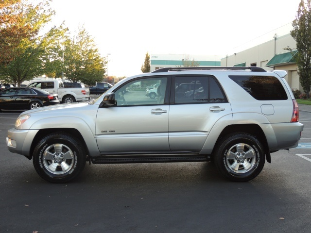 2004 toyota 4runner sr5 sport rear diff locks 4wd v6. Black Bedroom Furniture Sets. Home Design Ideas