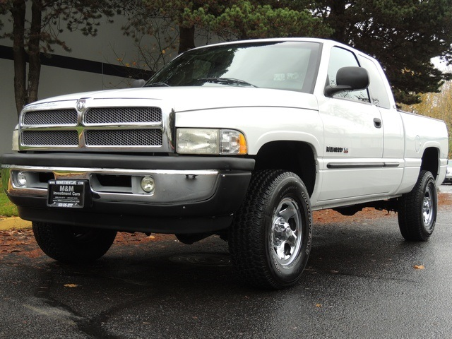 2001 dodge ram 1500 slt 4x4 quad cab 4 dr 84k miles. Black Bedroom Furniture Sets. Home Design Ideas