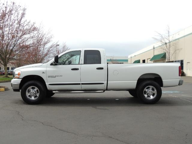 2006 Dodge Ram 2500 BIG HORN 4X4 5.9 L CUMMINS Diesel 6 SPEED 83K MLS - Photo 3 - Portland, OR 97217