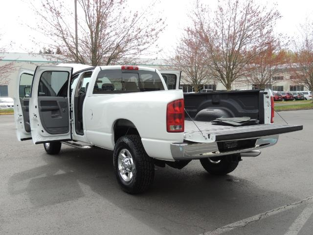 2006 Dodge Ram 2500 BIG HORN 4X4 5.9 L CUMMINS Diesel 6 SPEED 83K MLS - Photo 30 - Portland, OR 97217