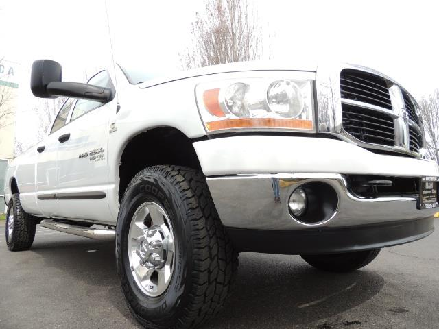 2006 Dodge Ram 2500 BIG HORN 4X4 5.9 L CUMMINS Diesel 6 SPEED 83K MLS - Photo 10 - Portland, OR 97217