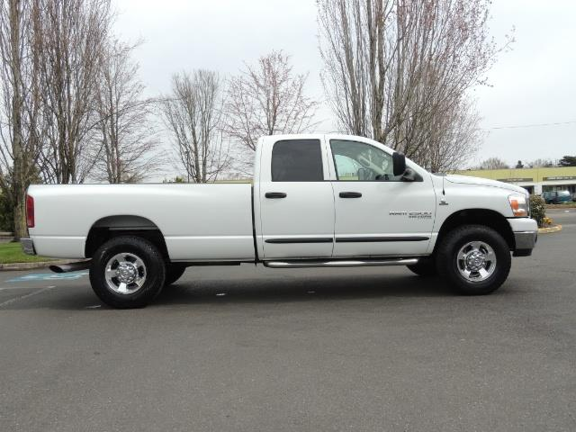 2006 Dodge Ram 2500 BIG HORN 4X4 5.9 L CUMMINS Diesel 6 SPEED 83K MLS - Photo 4 - Portland, OR 97217