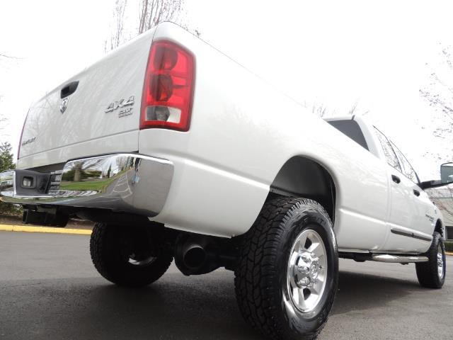 2006 Dodge Ram 2500 BIG HORN 4X4 5.9 L CUMMINS Diesel 6 SPEED 83K MLS - Photo 12 - Portland, OR 97217