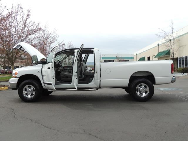 2006 Dodge Ram 2500 BIG HORN 4X4 5.9 L CUMMINS Diesel 6 SPEED 83K MLS - Photo 19 - Portland, OR 97217