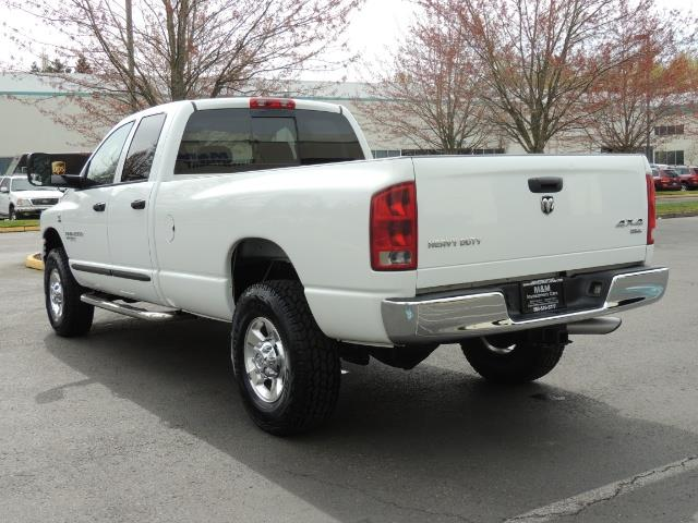 2006 Dodge Ram 2500 BIG HORN 4X4 5.9 L CUMMINS Diesel 6 SPEED 83K MLS - Photo 7 - Portland, OR 97217
