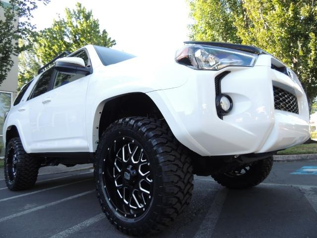 2016 Toyota 4Runner 4X4 / 3RD SEAT / REAR CAM / WARRANTY / LIFTED !! - Photo 10 - Portland, OR 97217