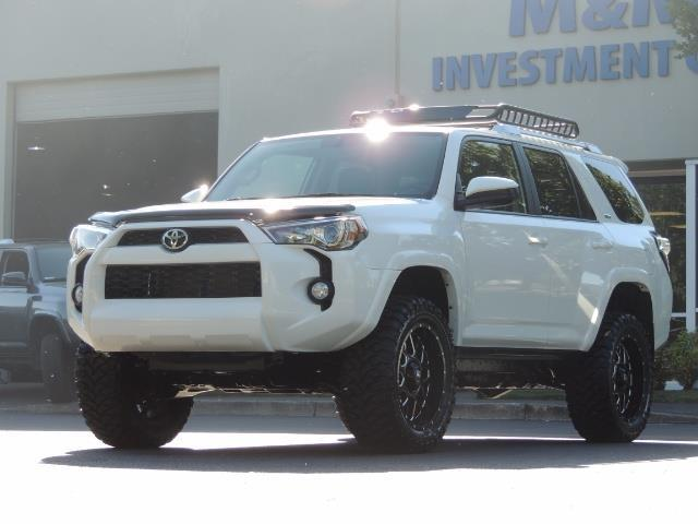 2016 Toyota 4Runner 4X4 / 3RD SEAT / REAR CAM / WARRANTY / LIFTED !! - Photo 43 - Portland, OR 97217