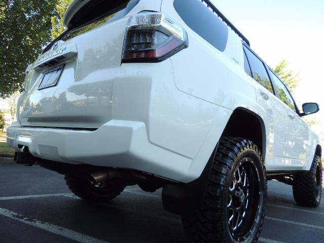 2016 Toyota 4Runner 4X4 / 3RD SEAT / REAR CAM / WARRANTY / LIFTED !! - Photo 12 - Portland, OR 97217
