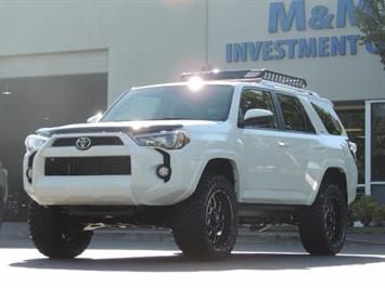 2016 Toyota 4Runner 4X4 / 3RD SEAT / REAR CAM / WARRANTY / LIFTED !! SUV