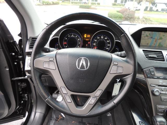 2008 Acura MDX SH-AWD / Tech Pkg / NAVIGATION / Rear View CAM - Photo 37 - Portland, OR 97217