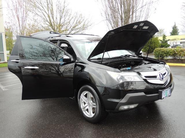 2008 Acura MDX SH-AWD / Tech Pkg / NAVIGATION / Rear View CAM - Photo 31 - Portland, OR 97217