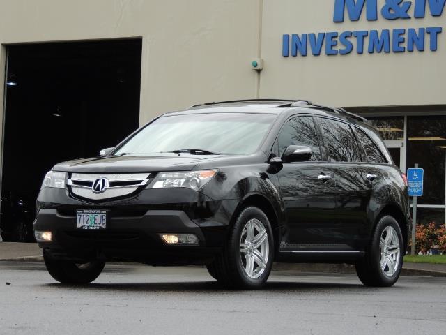 2008 Acura MDX SH-AWD / Tech Pkg / NAVIGATION / Rear View CAM - Photo 1 - Portland, OR 97217