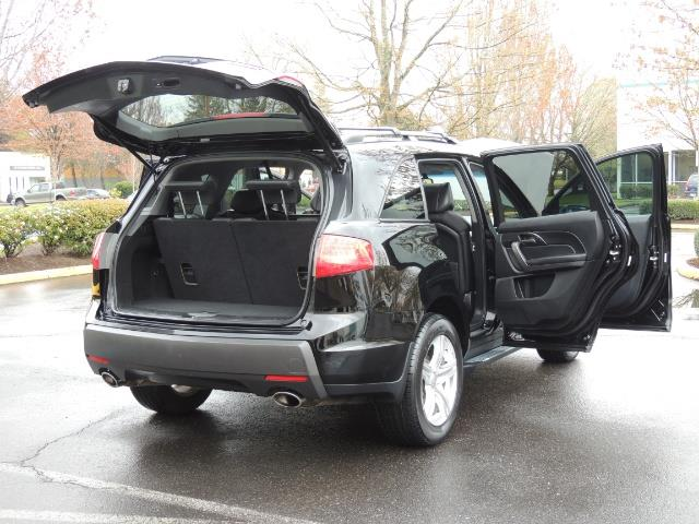 2008 Acura MDX SH-AWD / Tech Pkg / NAVIGATION / Rear View CAM - Photo 30 - Portland, OR 97217