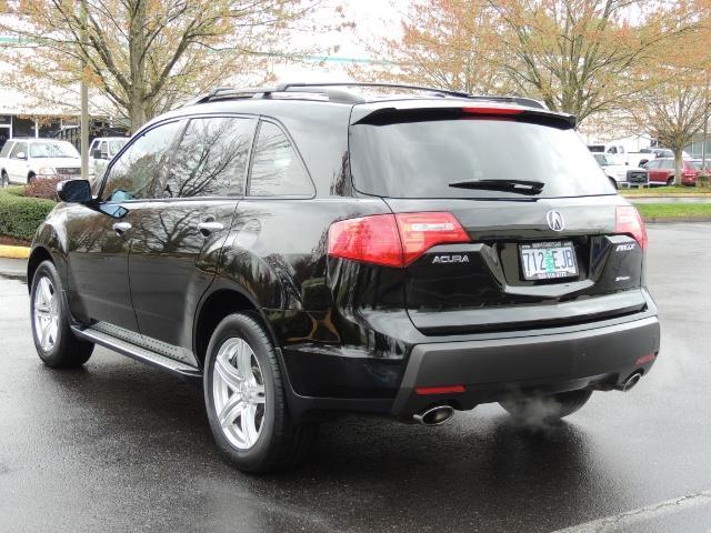 2008 Acura MDX SH-AWD / Tech Pkg / NAVIGATION / Rear View CAM - Photo 7 - Portland, OR 97217
