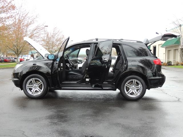 2008 Acura MDX SH-AWD / Tech Pkg / NAVIGATION / Rear View CAM - Photo 23 - Portland, OR 97217