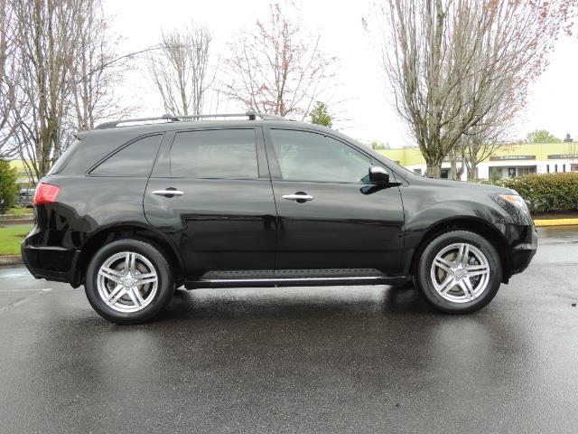 2008 Acura MDX SH-AWD / Tech Pkg / NAVIGATION / Rear View CAM - Photo 4 - Portland, OR 97217