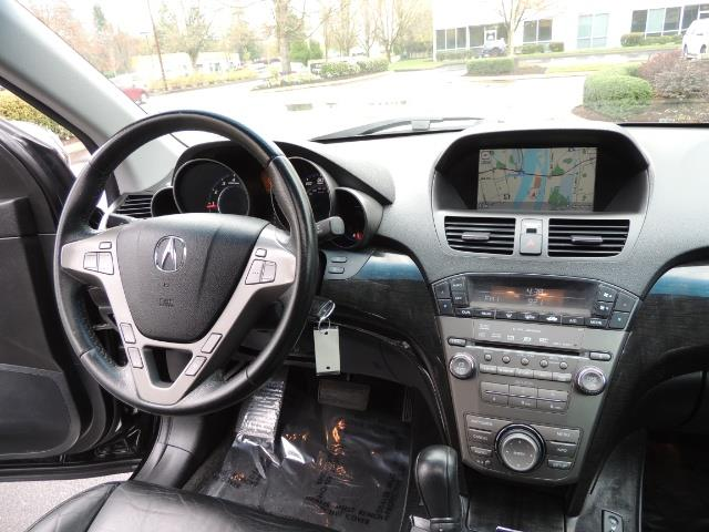 2008 Acura MDX SH-AWD / Tech Pkg / NAVIGATION / Rear View CAM - Photo 36 - Portland, OR 97217