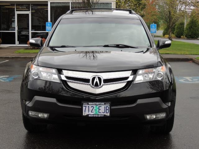 2008 Acura MDX SH-AWD / Tech Pkg / NAVIGATION / Rear View CAM - Photo 5 - Portland, OR 97217