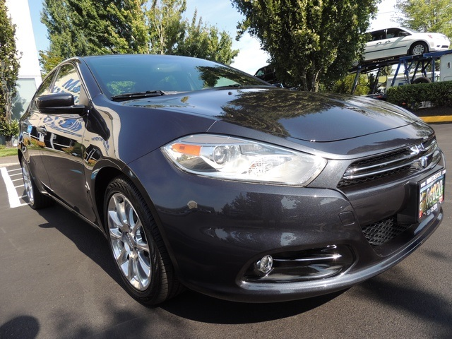 2013 dodge dart limited 4cyl turbo sunroof 15k miles. Black Bedroom Furniture Sets. Home Design Ideas
