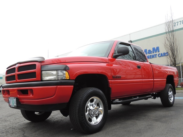 1998 dodge ram 2500 quad cab sport 4x4 5 9l cummins diesel 12 valve. Black Bedroom Furniture Sets. Home Design Ideas